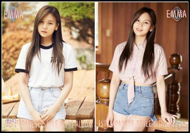 "STYLE [Emma] ""1st Japanese STYLE"" Concept Photos"