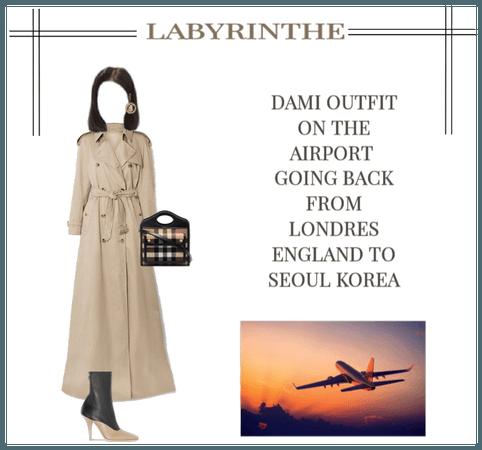 Labyrinthe dami airport fashion