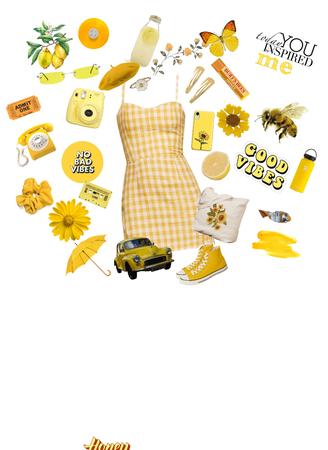 yellow daze
