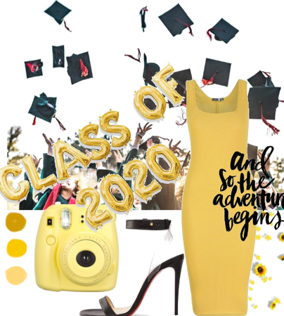 Virtual Graduation Style