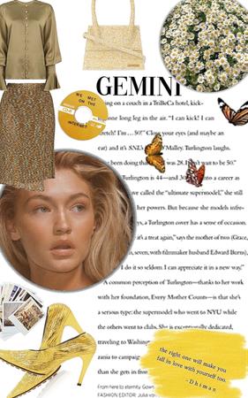 the gemini edit