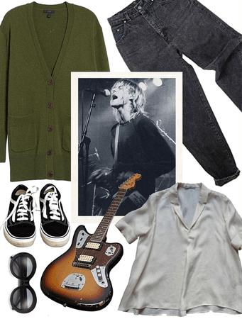 R.I.P. Kurt Donald Cobain