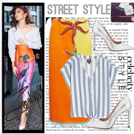 Celeb Street Style