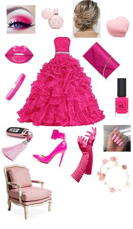 Barbie At Prom