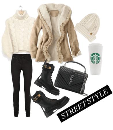 winter streetstyle