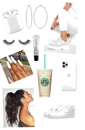 Totally White