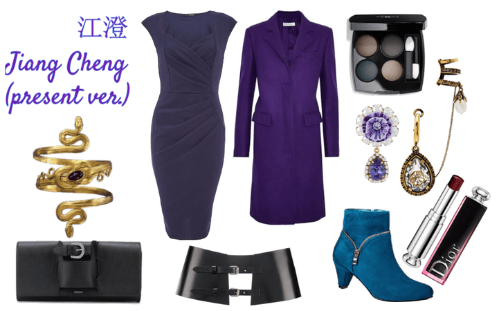 Jiang Cheng-inspired outfit (present ver.) (F)