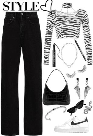 zebra mode