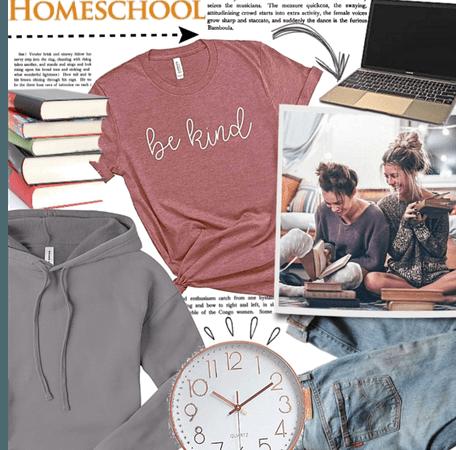 homeschool style
