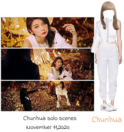 BXM - (Rose Blue) Chunhua solo scenes