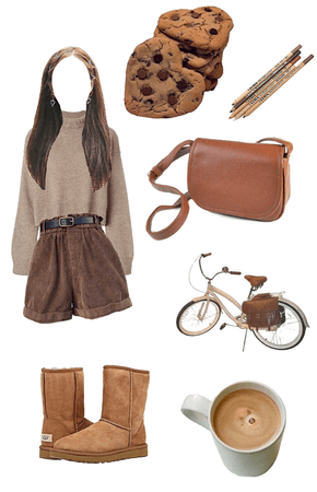 brown autumn vibes 🍂