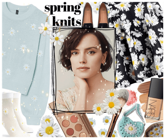 #Kint-Wear-Outfit-Challenge #Daisies #Spring