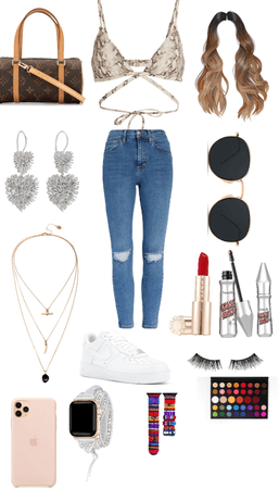 a let's go hang out outfit