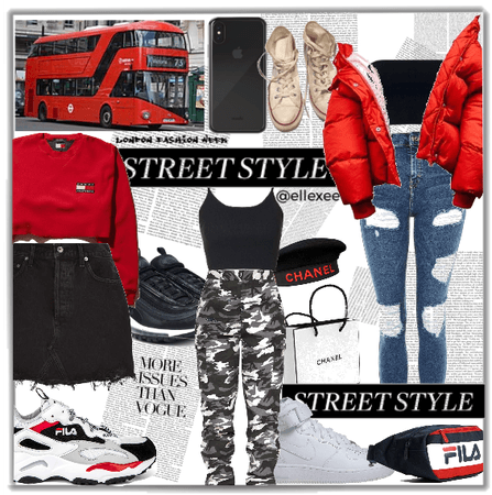 London FW: Street Style