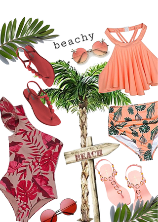 To the Beach With Your BFF