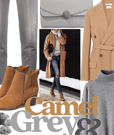 Camel & Grey