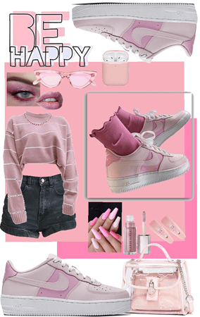 Air Force Pink Style