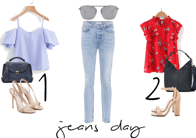 Jeans day inspiration