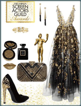 Gold & Black ... Aways Elegant