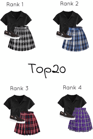 rank outfits