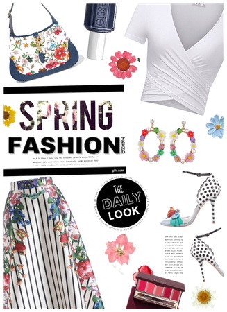 Spring Fashions /Florals