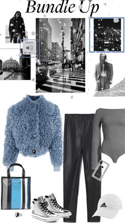 Fuzzy Coat Challenge