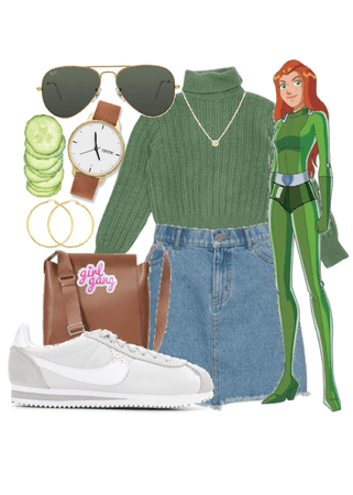 Sam Simpson (Totally Spies)