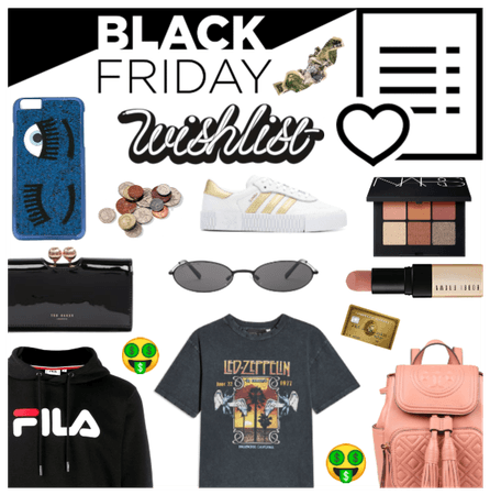 Black Friday Wish-List