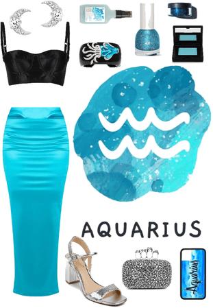 Dreamy Aquarius