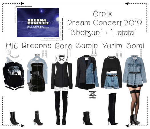 《6mix》Dream Concert 2019