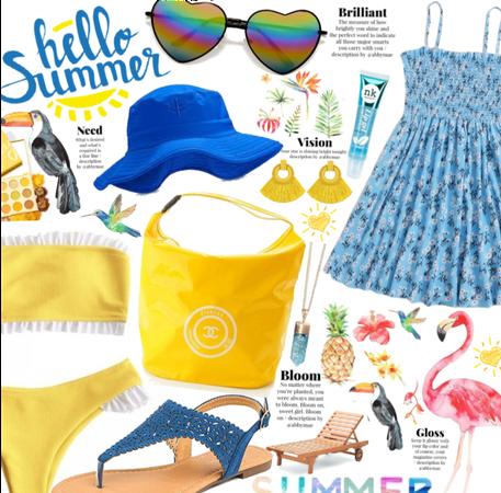 Hello summer |