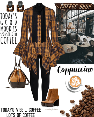 Strong Coffee/Cappuccino