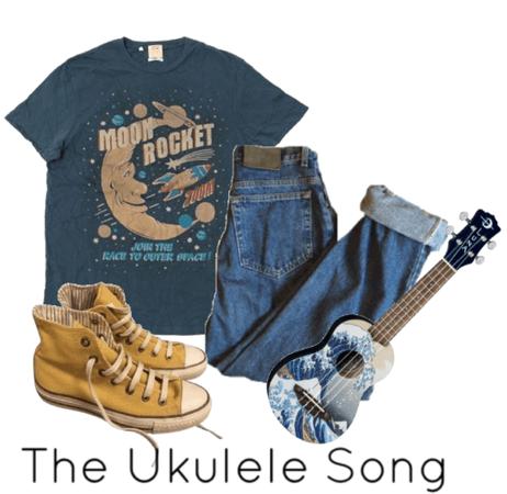 the ukulele song