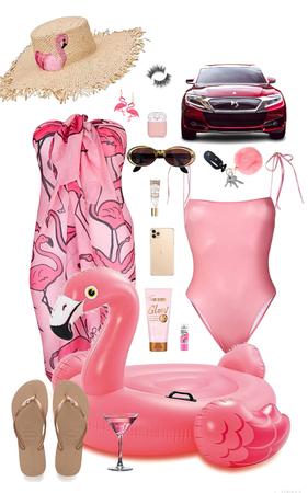 Flamingos Again