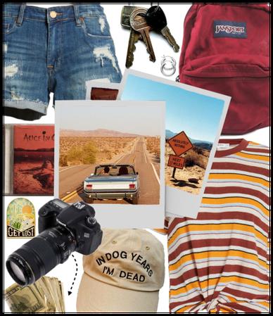 SUMMER 2020: Desert Road Trip Style