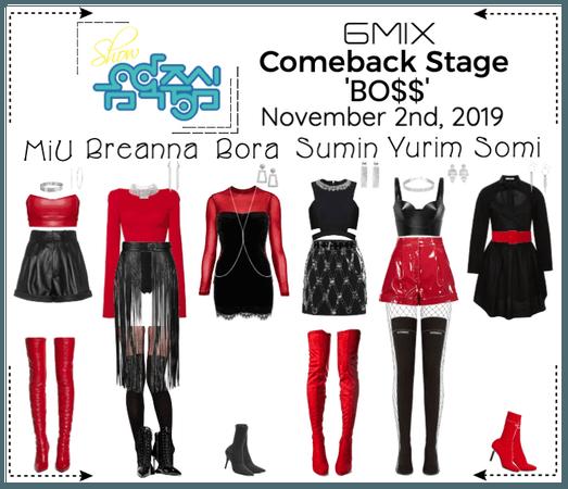 《6mix》Show! Music Core Comeback Stage
