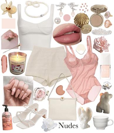 blush nudes