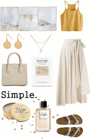 minimalist chic