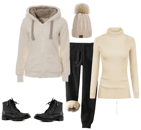 Winter Getaway Outfit