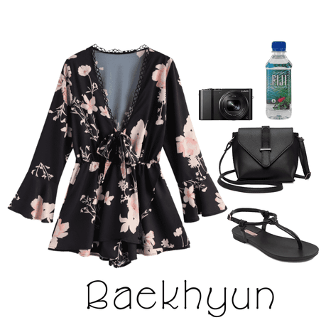 Sightseeing with Baekhyun | Exo
