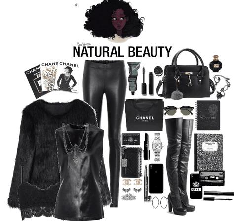 Black Chic