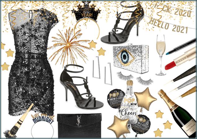 Glamorous New Year Eve!