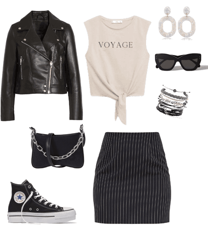 Casual Edgy🖤💋