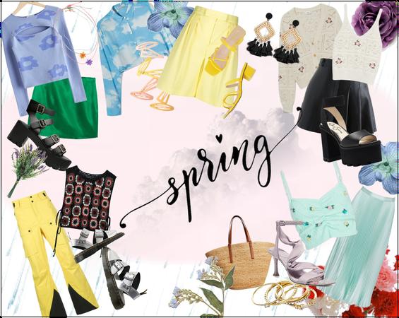 Spring Galore