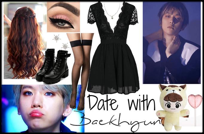 Date with Exo Baekhyun