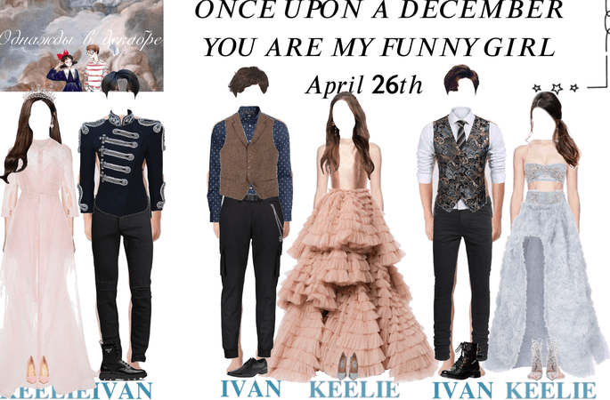 ONCE UPON A DECEMBER EPISODE 5: YOU ARE MY FUNNY GIRL