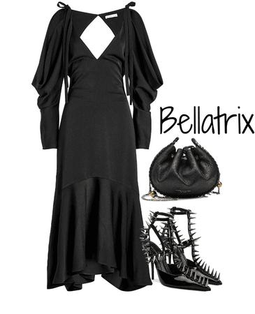 Bellatrix--Harry Potter
