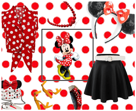 Polka-Dot Le Trend ( Minnie-Edition )