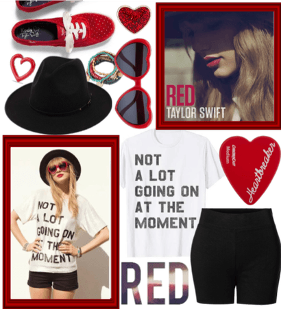 Red ~ Taylor Swift