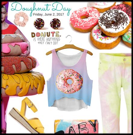 Nat. Doughnut Day Style (6/7)